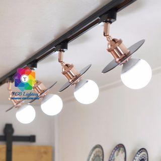 Tracklights Pendant lights