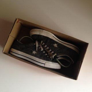 Converse One Star OX Suede Navy