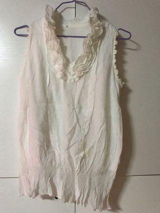 女裝上衣 (白色) M碼