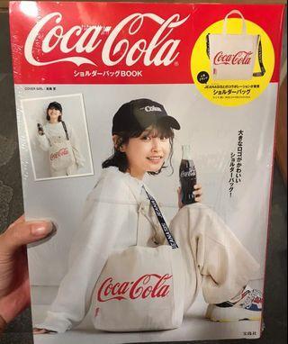 Coca Cola Magazine Bag