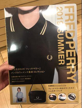 Fred Perry Magazine Bag