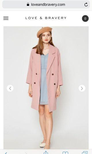 Love and Bravery Coat