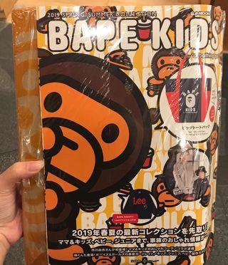 Bape kids 2019 spring/summer collection