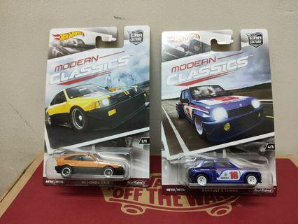Hot Wheels Car Culture Lot