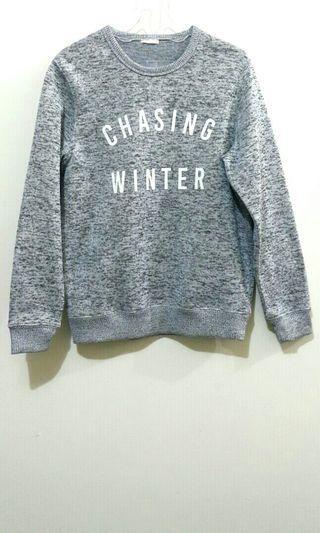 Sweater hangat GU by Uniqlo Japan