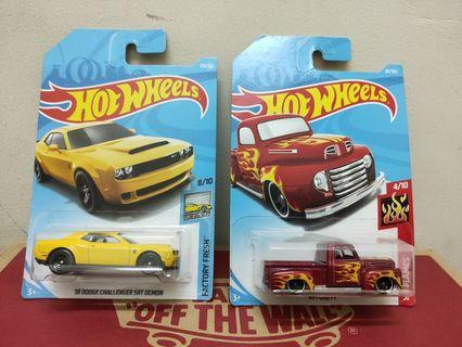 Hotwheel Lot