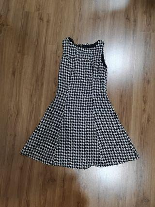 Twenty3 Checkered Dress