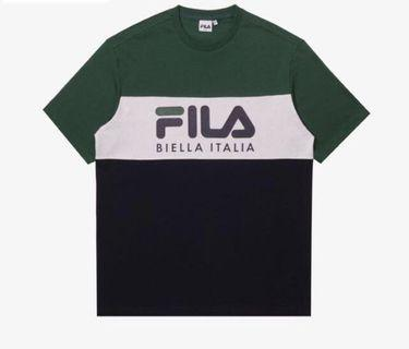 🚚 Authentic Fila Biella Italia Top