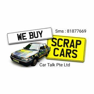 Buying , Sell & Scrap all type of Cars