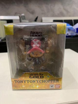 Figuarts Zero Tony Chopper Gold One Piece 劇場版 海賊王 2016 日版