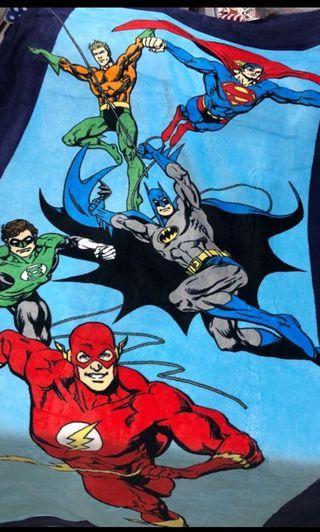Justice League Beach Towel