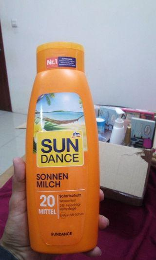 Sun Dance Sunscreen SPF 20