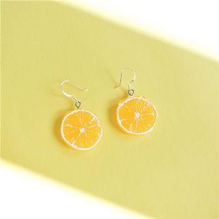 Cute Orange Earrings