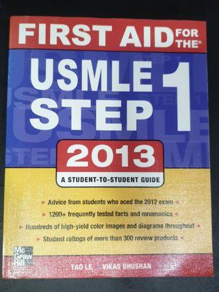 First Aid for the USMLE Step 1 (2013)