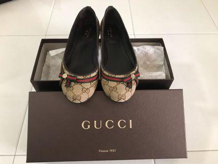 100% Authentic Gucci Ladies Shoes