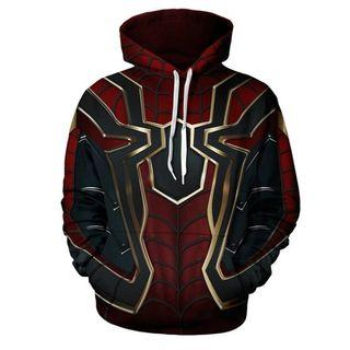 Avengers Spiderman Jacket