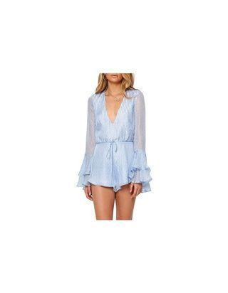 Bec and Bridge playsuit