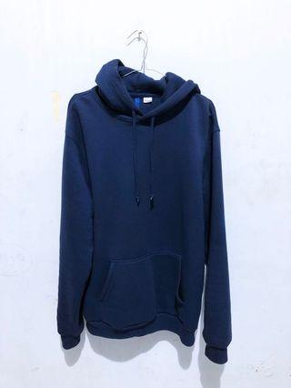 Hoodie Polos Navy H&M