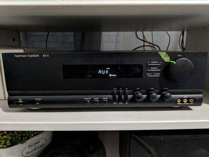 Harman Kardon Avr10 Amplifier
