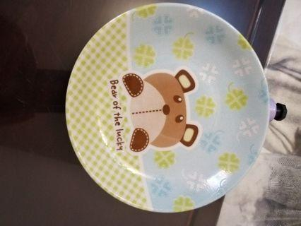 Lucky Animals 19cm plate 日制7寸半碟