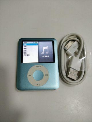 iPod nano 第3代 播放機