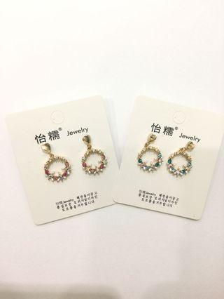 [maycurve] - fashion earring / accessories Dangle Sparkle