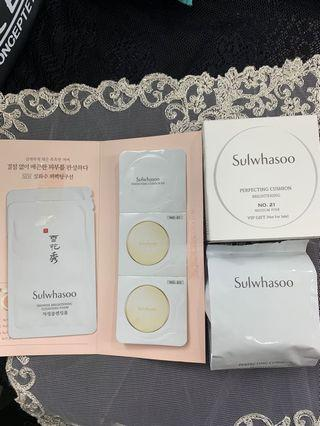 雪花秀 Sulwhasoo Perfecting Cushion