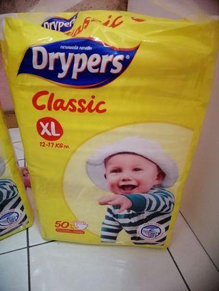 Drypers classic