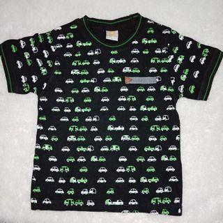 Kaos anak little M hitam size XS #joinjuli #maugopay