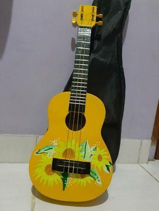 ukulele custom