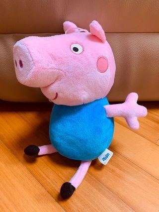 Peppa Pig 毛公仔
