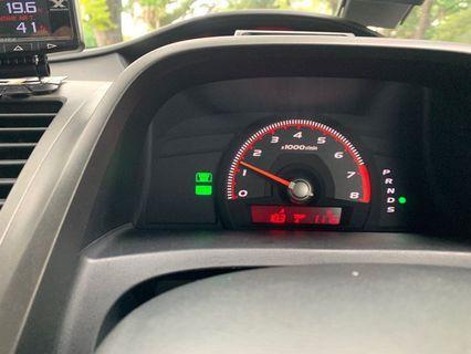 Honda Civic FD Audio Controls and Cruise Control