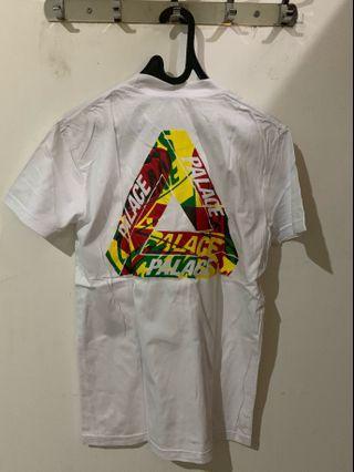 Palace White T-shirt (Man)