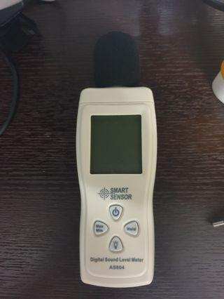 🚚 Digital Sound Level Meter