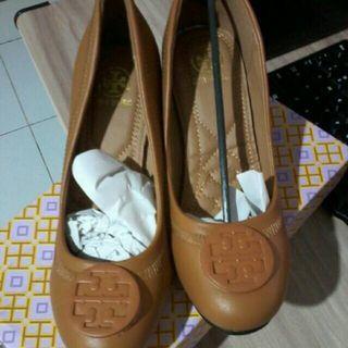 Tory Burch Shoes Heels 5cm (JUAL RUGI KEBESARAN)