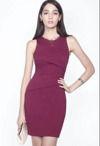 Fayth Sheraton Dress in size s