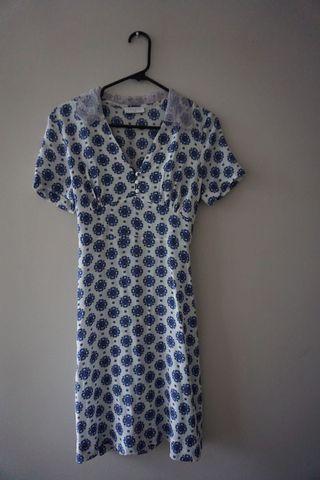 Brand New Sandro Paris Enya Dress