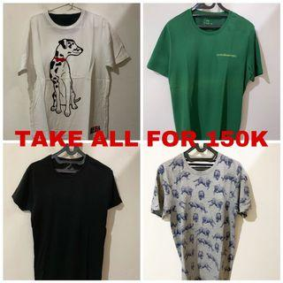 4 MAN T-SHIRT FOR 150K