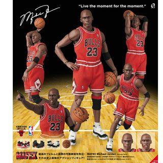MAFEX - Michael Jordon (Chicago Bulls)