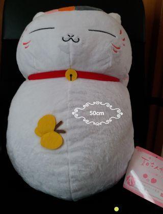 貓咪老師夏目友人帳毛公仔(50cm)