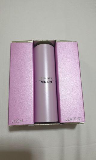 Chance Chanel Travel Perfume