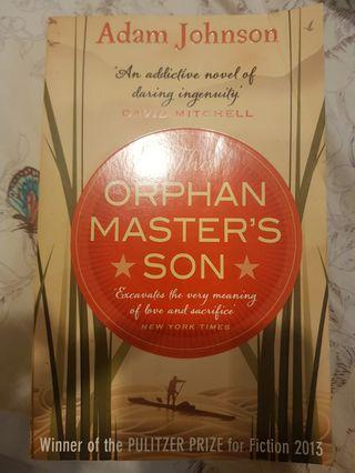 The orphan master's son-adam johnson