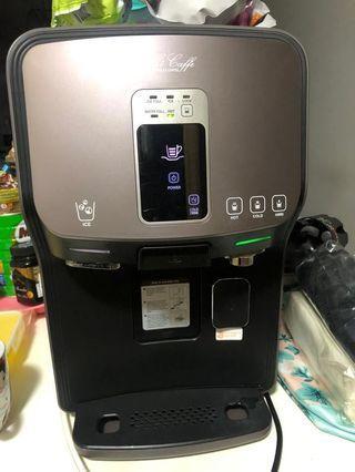 Water filter dispenser