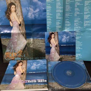 [二手CD]席琳迪翁 Celine Dion 真愛來臨 A New Day Has Com