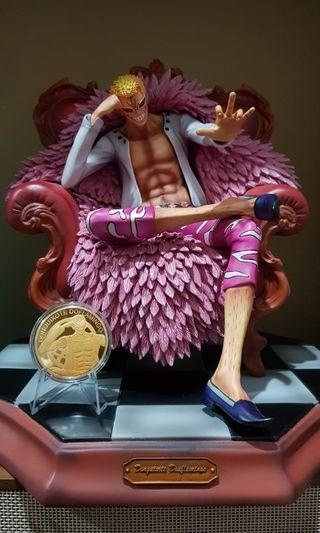 Model Palace Doflamingo Resin Statue