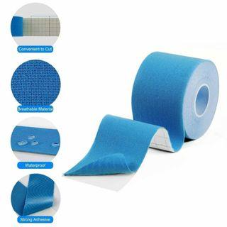 REXCHI Elastic Tape Kinesiology Athletic Recovery Kneepad Sports Safety Muscle