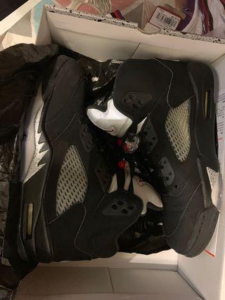 Air Jordan 5 Oreo OG AJ