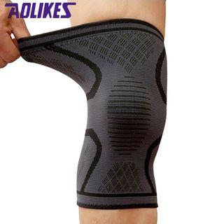 AOLIKES 1PCS Breathable Basketball Football Sport Safety Kneepad Volleyball Knee Pads