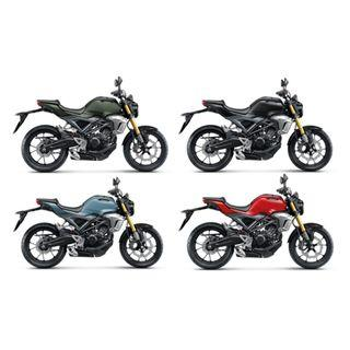 BN HONDA CB150R EX-MOTION ALL COLORS AVAILABLE!!