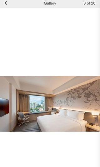 Staycation - Hilton Garden Inn Singapore